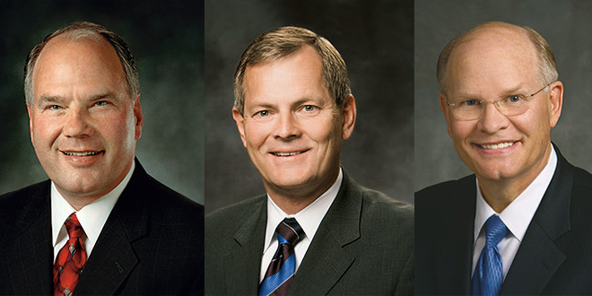 BREAKING NEWS: 3 New Apostles Announced in General Conference