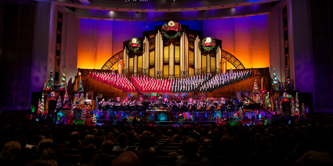 Ticket Lottery for MOTAB's Christmas Concert Open!