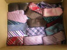 Ties for the missionaries.