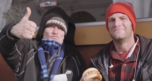 Mormon Rapper Teams Up with Local Restaurant to Feed 300 People
