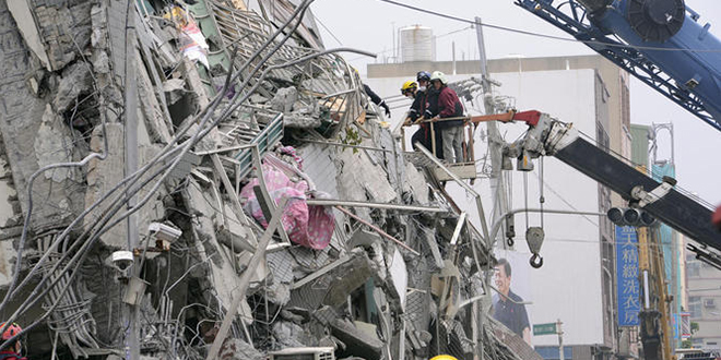 All LDS Missionaries In Taiwan Safe After Earthquake