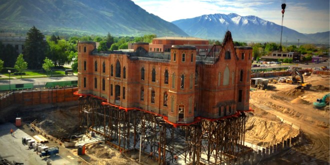 20 Little-Known Facts About The Provo City Center Temple