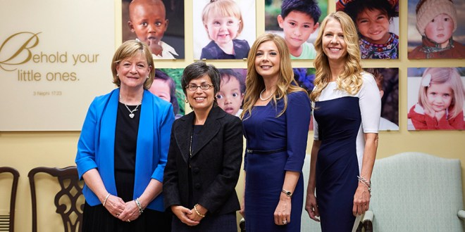 Church Marks National Child Abuse Prevention Month, Donates $125,000