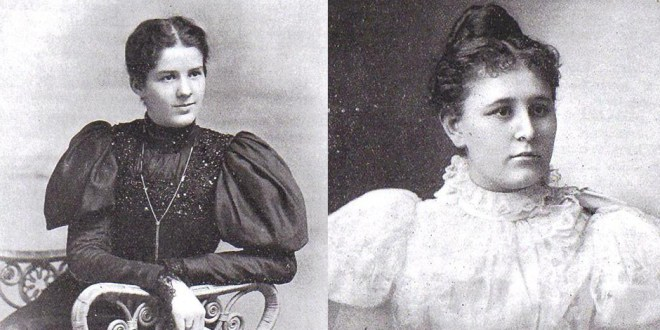 Here's a Rare Look at the First LDS Sister Missionaries