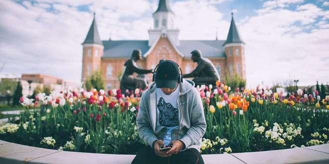 Rap Music & Gospel Living Harmonized on #1 Album from Mormon Rapper