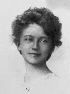 President Hinckley's mother, Ada Bitner Hinckley.