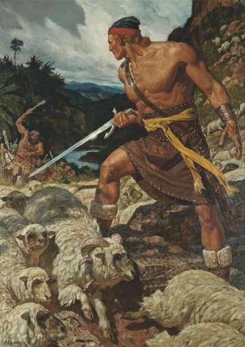 ammon-defending-kings-sheep-39656-print