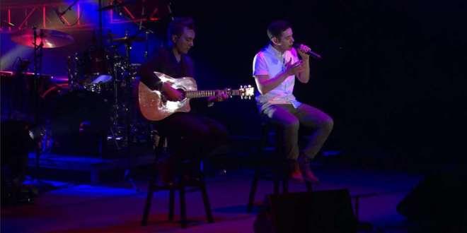 "Watch David Archuleta Perform ""God Bless the U.S.A."" Live"
