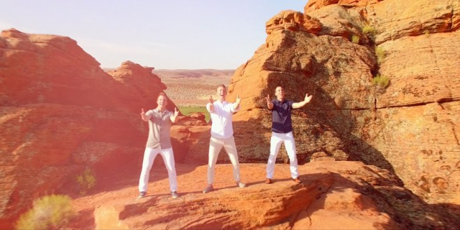 """GENTRI Releases Rousing New Music Video, """"In a Blaze"""""""