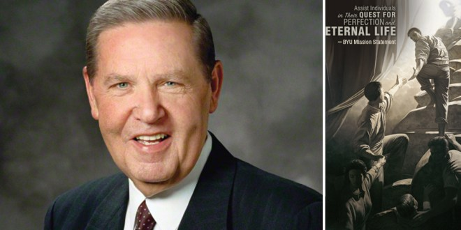 How to Watch Elder Holland's Message from Education Week Live