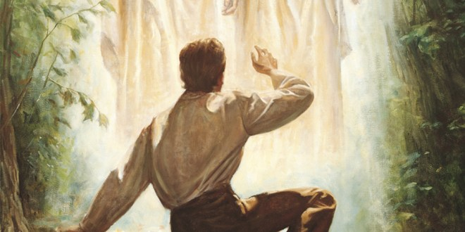 LDS Church Releases 2017 Mutual Theme: James 1:5-6