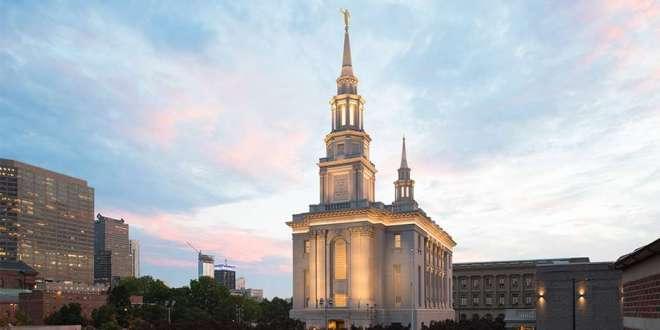Open House Begins for the Philadelphia Pennsylvania Temple