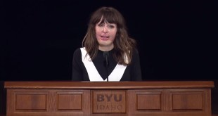 Watch Stephanie Nielson Give Tearful Testimony About Finding Beauty from Ashes
