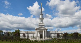 First Mormon Temple in Connecticut Dedicated