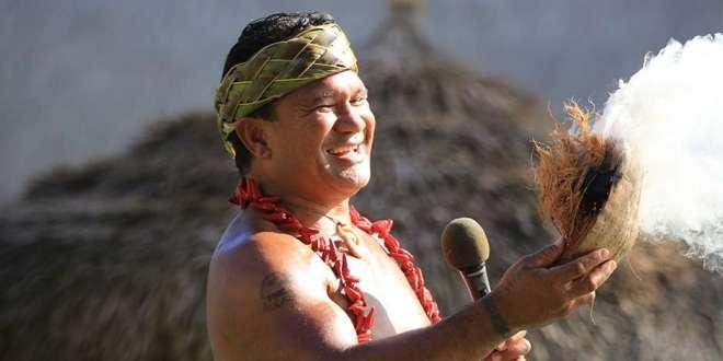 Meet Kap from the Polynesian Culture Center