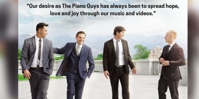 The Piano Guys Release Statement About Performing at Trump's Inaugration
