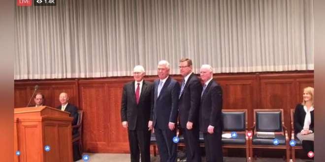 LIVE: LDS Apostles Discuss BYU Pathway Program Going Worldwide