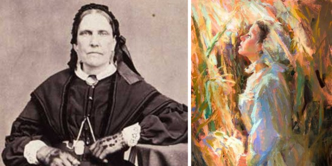 The Remarkable True Story of an LDS Woman Facing a Missouri Mob