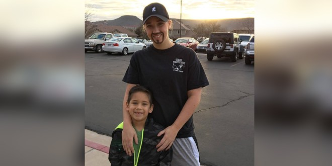 This Single Utah Mom Dressed Up Like a Dad for Her Son's School Event