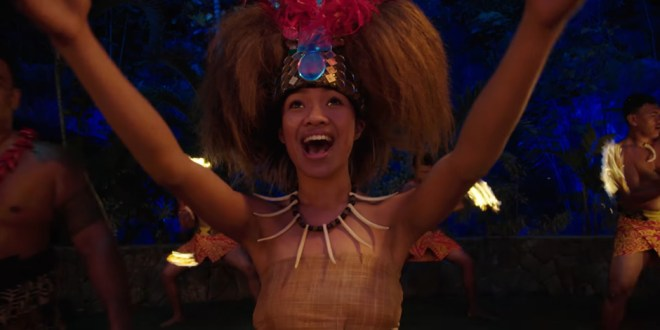 "Real-Life ""I Am Moana"" Cover Filmed at Polynesian Cultural Center"