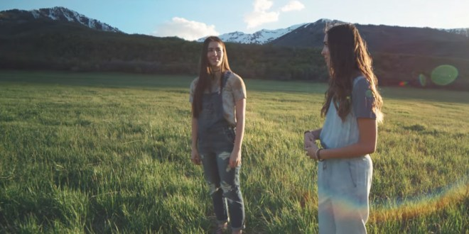 Pop & Gospel Music Combine in Let It Go/Amazing Grace Mashup