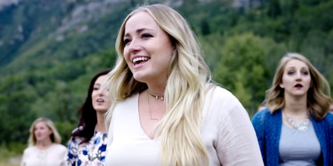 BYU Noteworthy Sings Beautiful Rendition of How Great Thou Art