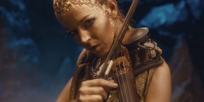 """Enter a Mystical World With Lindsey Stirling's """"Mirage"""" Music Video"""