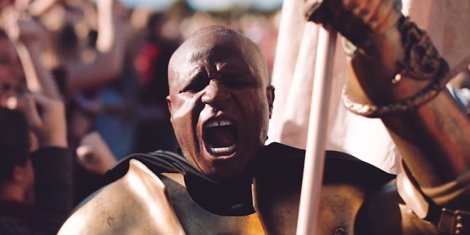 """Alex Boyé Joins Southern Virginia University for EPIC Cover of """"Believer"""""""