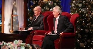 Christ's Birth Celebrated at First Presidency's Christmas Devotional