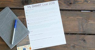 FREE 2018 LDS Goals Worksheet