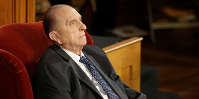New York Times Obit Editor Responds to President Monson Controversy