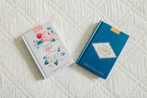 Spiritual Journals - LDS Mother's Day Gifts