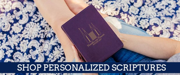 PERSONALIZED LDS SCRIPTURES