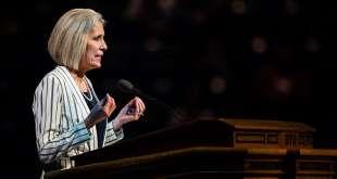 Sister Jones Says Gospel of Jesus Christ 'Practical Guide' for Happiness