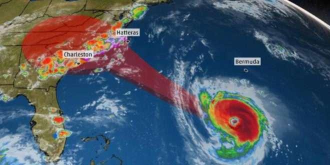 Misioneros evacuados mientras el huracán se acerca a la costa sureste de los Estados Unidos