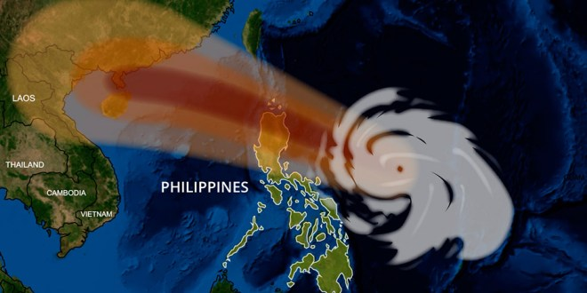 Typhoon Mangkhut Strikes the Philippines, Church Responds