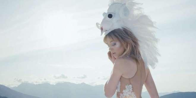 "Lindsey Stirling's ""I Wonder As I Wander"" Is A Frosty Blast of Christmas Spirit"