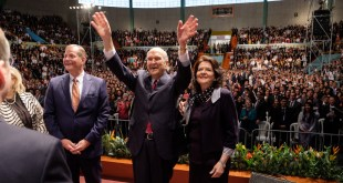 President Nelson Launches South America Ministry Tour in Peru