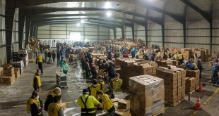 Church Helps Provide Comfort and Aid to California Fire Victims