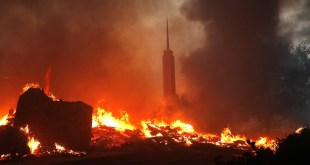 Latter-day Saint Chapel Destroyed, Members Displaced in Catastrophic California Wildfires