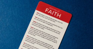 The Articles of Faith | 16 March 2019