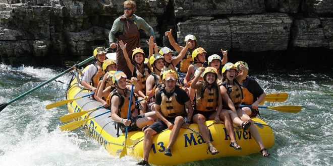 Epic Summer Camp for Latter-day Teens Inspires Change Through Adventure
