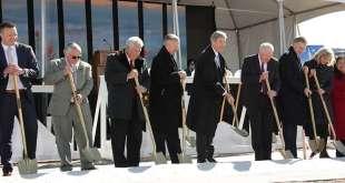 Groundbreaking Held for Pocatello Idaho Temple