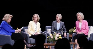 Church Hosts First Ever Sister-to-Sister Broadcast