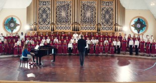 "Rexburg Children's Choir Sings Powerful Rendition of ""Star Spangled Banner"""