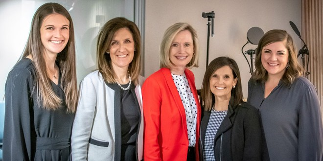 Young Women General Presidency Featured in New Church Podcast