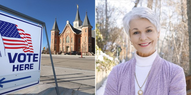 """Founder of """"Mormon Women for Ethical Government"""" Featured in The New York Times"""