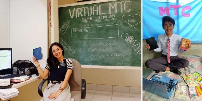 Philippine Missionaries Share Their Stories of the Virtual MTC Experience