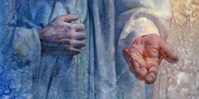 How Jesus Christ Changed Hearts, Not Minds