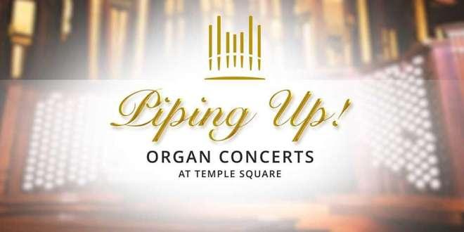 Tabernacle Choir to Launch Streamed Organ Recitals